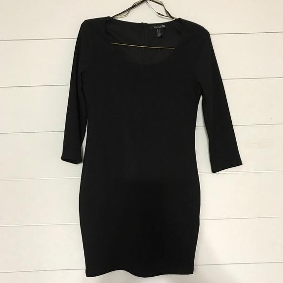 Forever 21 Dresses & Skirts - Forever XXI Black Dress